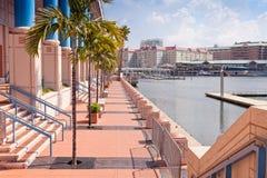 Convención céntrica de Tampa fotos de archivo