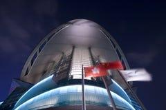 Convención de Hong-Kong y centro de exposición Foto de archivo libre de regalías
