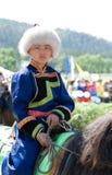 Convención de los Mongolians del mundo Fotografía de archivo