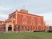 Convención pasillo del parque de Asbury. foto de archivo libre de regalías