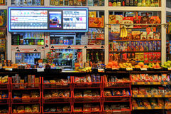 Convenience store Royalty Free Stock Photography