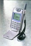 Convenient mobile phone Stock Images
