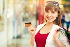 Convenient payment Stock Photo