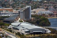 Convenio de Gold Coast y centro de exposición Fotografía de archivo libre de regalías