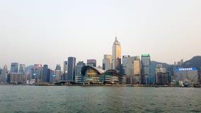 Convenio de Hong-Kong Imagen de archivo libre de regalías