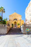 Convent of the Capuchin Friars in San Remo, Italy stock photos