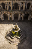 Convent Of Christ in Tomar Royalty Free Stock Images