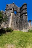 Convent of Christ in Tomar, Portugal. Stock Images