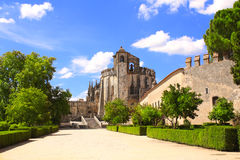 Convent of Christ in Tomar, Portugal Stock Photos
