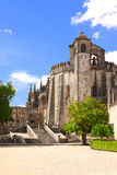 Convent of Christ in Tomar, Portugal Royalty Free Stock Photo