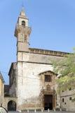 Convent de Santa Clara, Palma de Mallorca Royalty Free Stock Photo