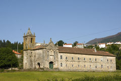 Convent de Sao Francisco Serra da Estrela. Old Convent de Sao Francisco Serra da Estrela in Portugal Royalty Free Stock Images