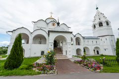 Convent of the Intercession in Suzdal Royalty Free Stock Photography