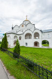 Convent of the Intercession in Suzdal Royalty Free Stock Photos