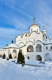Convent of the Intercession,Suzdal, Russia Royalty Free Stock Photos