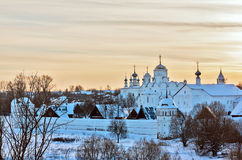 Convent of the Intercession,Suzdal, Russia Stock Images
