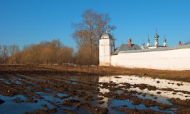 Convent of the Intercession in Suzdal Stock Photography