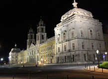 Convent Mafra Stock Photo