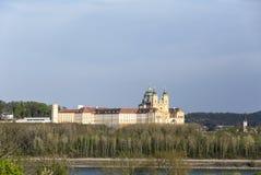 Convent Melk, Lower Austria, Austria Royalty Free Stock Photo
