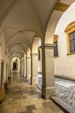 Convent Melk Royalty Free Stock Photography