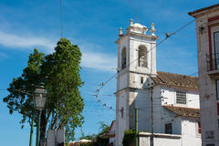 Convent and Monastery of Our Lady of Grace. Lisbon, Portugal Stock Photography