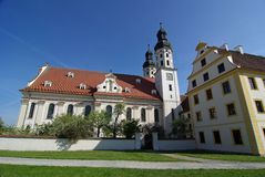 Convent Obermarchtal #2 Stock Photo