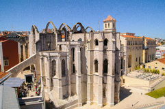 The Convent of Our Lady of Mount Carmel Royalty Free Stock Photography