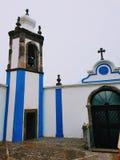 Convent in Peniche stock photo