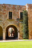 Convent ruins III Royalty Free Stock Photography