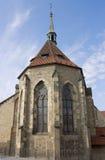 Convent of Saint Agnes, Prague, Czech Republic. Convent of Saint Agnes (Anezka). Historic center of Prague (UNESCO site). Czech Republic Stock Photography