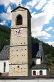 Convent of Saint John - Mustair Switzerland Royalty Free Stock Photo