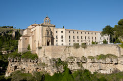 Convent of Saint Paul - Cuenca - Spain Royalty Free Stock Image
