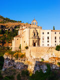 Convent of Saint Paul. Cuenca, Spain Royalty Free Stock Photography