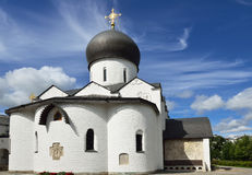 Convent of Saints Mary and Martha, Moscow Royalty Free Stock Photos
