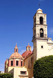 Convent of San Antonio - Queretaro, Mexico royalty free stock photos