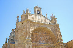 Convent of San Esteban in Salamanca Royalty Free Stock Photography