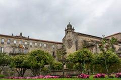 Convent of San Francisco, Pontevedra Stock Photography