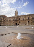 The Convent of San Marcos in León Royalty Free Stock Photo