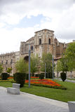 The Convent of San Marcos in León Royalty Free Stock Images