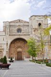 The Convent of San Marcos in León Royalty Free Stock Photography