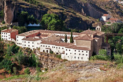 Convent of San Pablo, Cuenca, Spain Stock Image