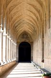 Convent of santa chiara Stock Photography