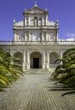 Convent of Santa Maria Scala Coeli, popularly called Cartuxa. Royalty Free Stock Photo