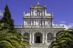 Convent of Santa Maria Scala Coeli, popularly called Cartuxa. Stock Photos