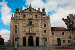 Convent of Santa Teresa 1 royalty free stock photos