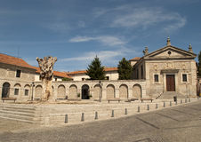 Convent of Santa Teresa in Avila (Spain) Stock Photo