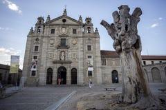 Convent of Santa Teresa, Avila, Unesco World Heritage Site, Cas Stock Photography