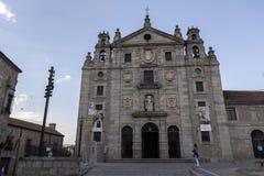 Convent of Santa Teresa, Avila Stock Images