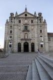 Convent of Santa Teresa, Avila Stock Photography