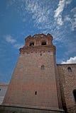 Convent of Santo Domingo, Cusco Royalty Free Stock Photo